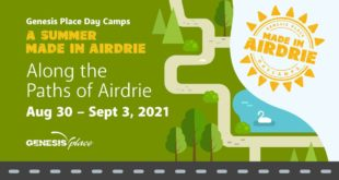 Along the Path of Airdrie, Summer Day Camp